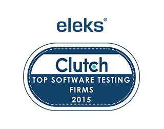Eleks Acknowledged Among Top 10 Qa Leaders According Clutch