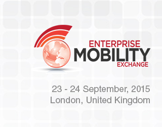 ELEKS to Participate as a Solution Provider at the Enterprise Mobility Exchange Forum for IT Executives, on September 23-24 in London